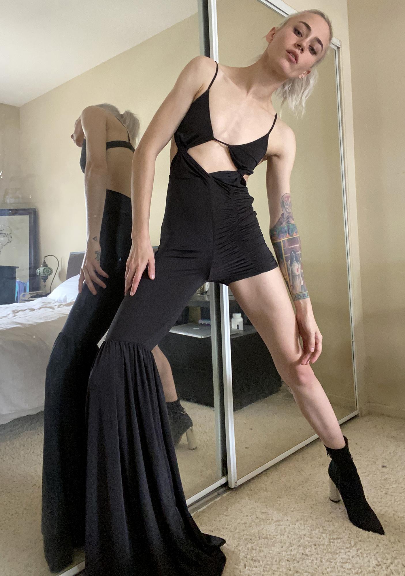 Modern Generation Asymmetrical Jumpsuit