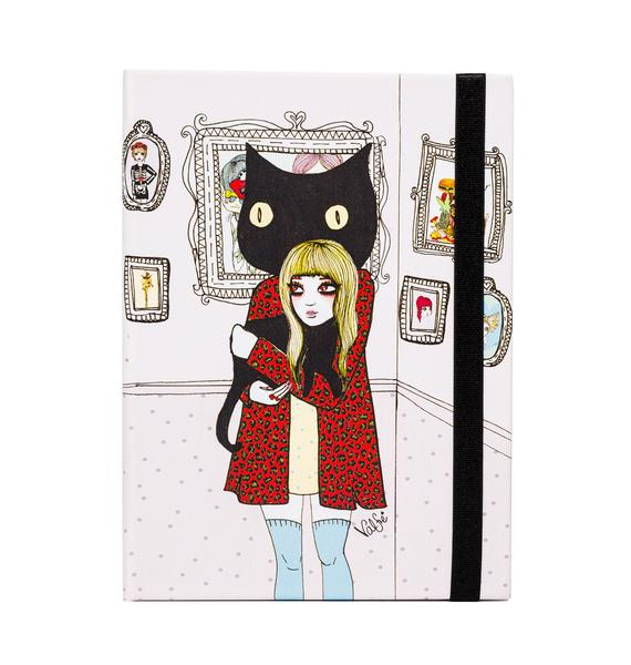Valfré Cat Love Journal