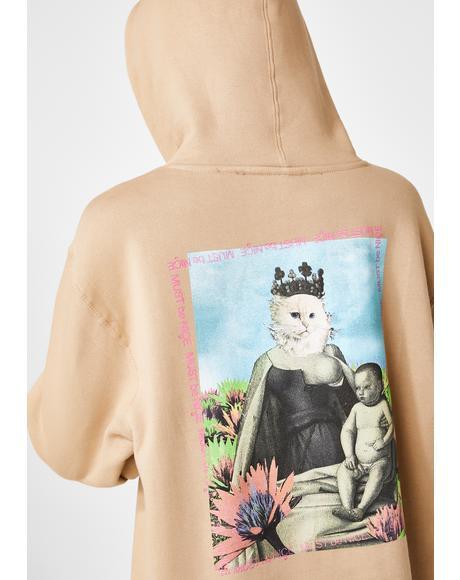 Fouquet Madonna Hoodie