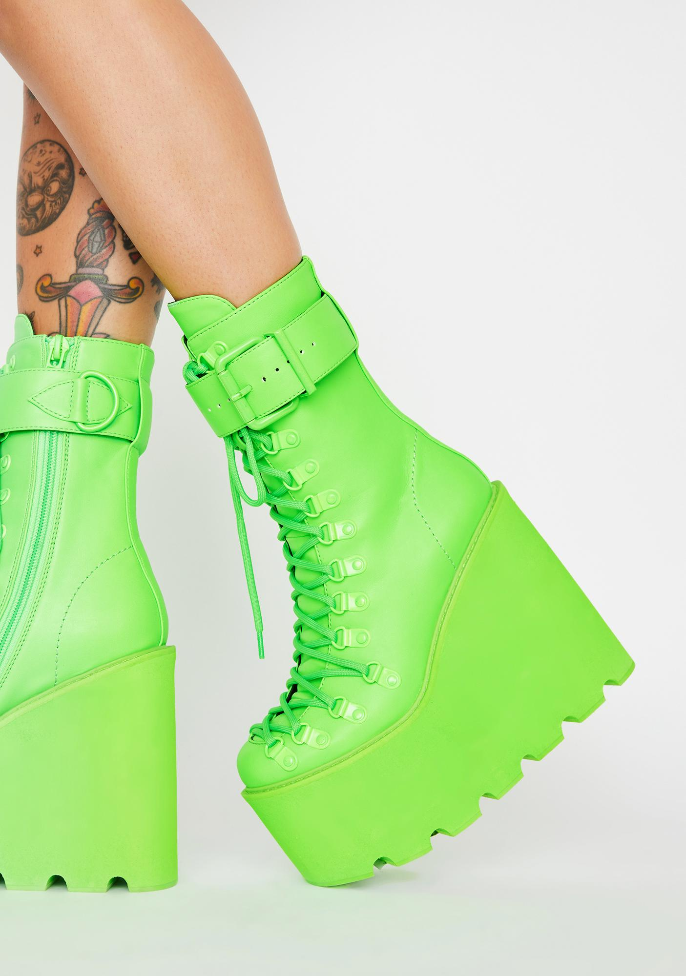 Club Exx Atomic Traitor Boots