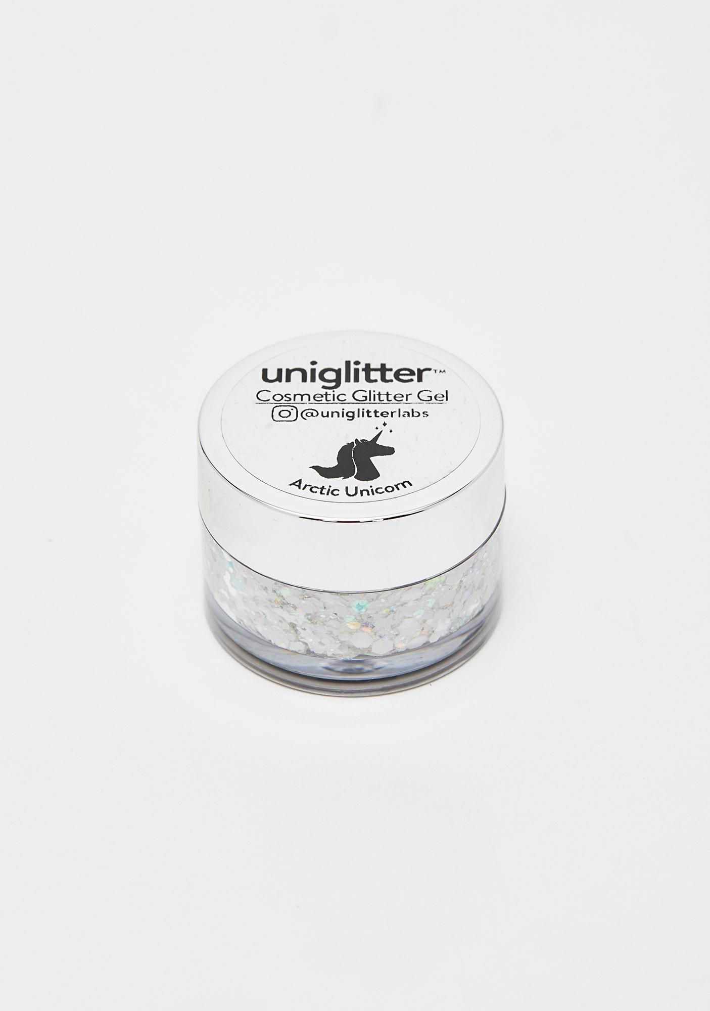 Uniglitter Arctic UV Unicorn Glitter Gel