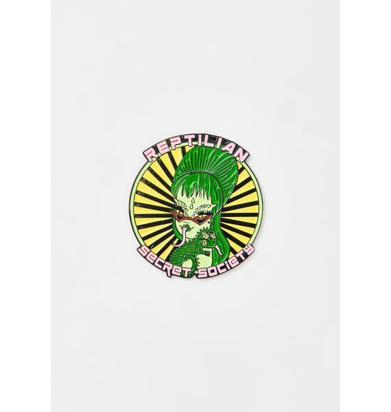 Valfré Secret Society Pin