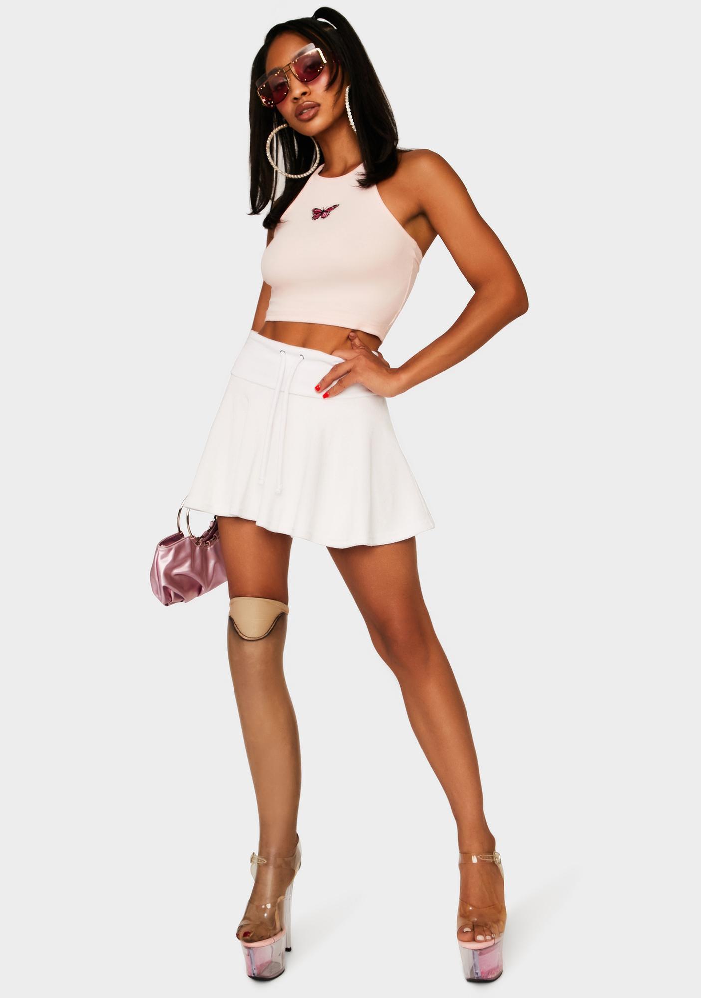 Not Ur School Grl Mini Skirt