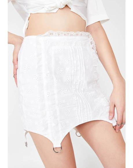 Davenport Mini Skirt