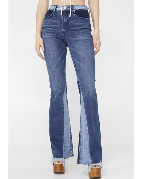 Waverly Denim Flares