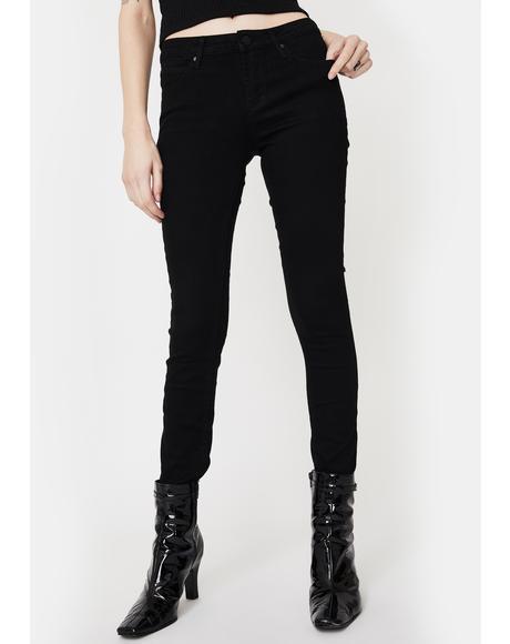 Alberta Mya Skinny Jeans