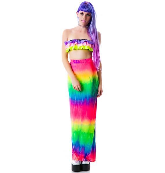 Obscure Couture Felicitae Bikini Top