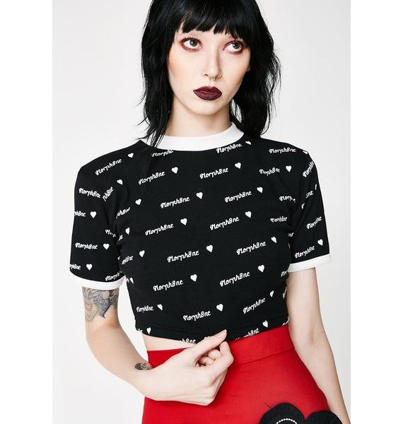 Morph8ne Devotee Crop Top