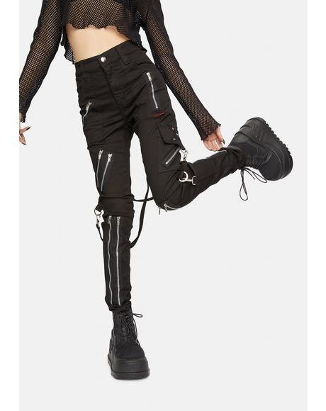 Rage Bondage Pants