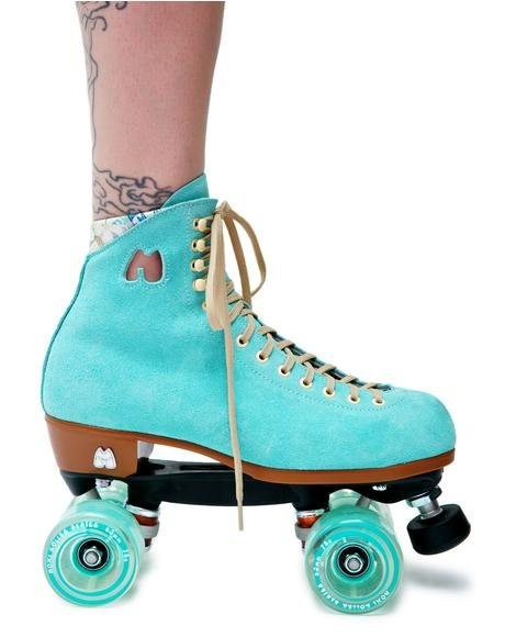 Floss Lolly Roller Skates