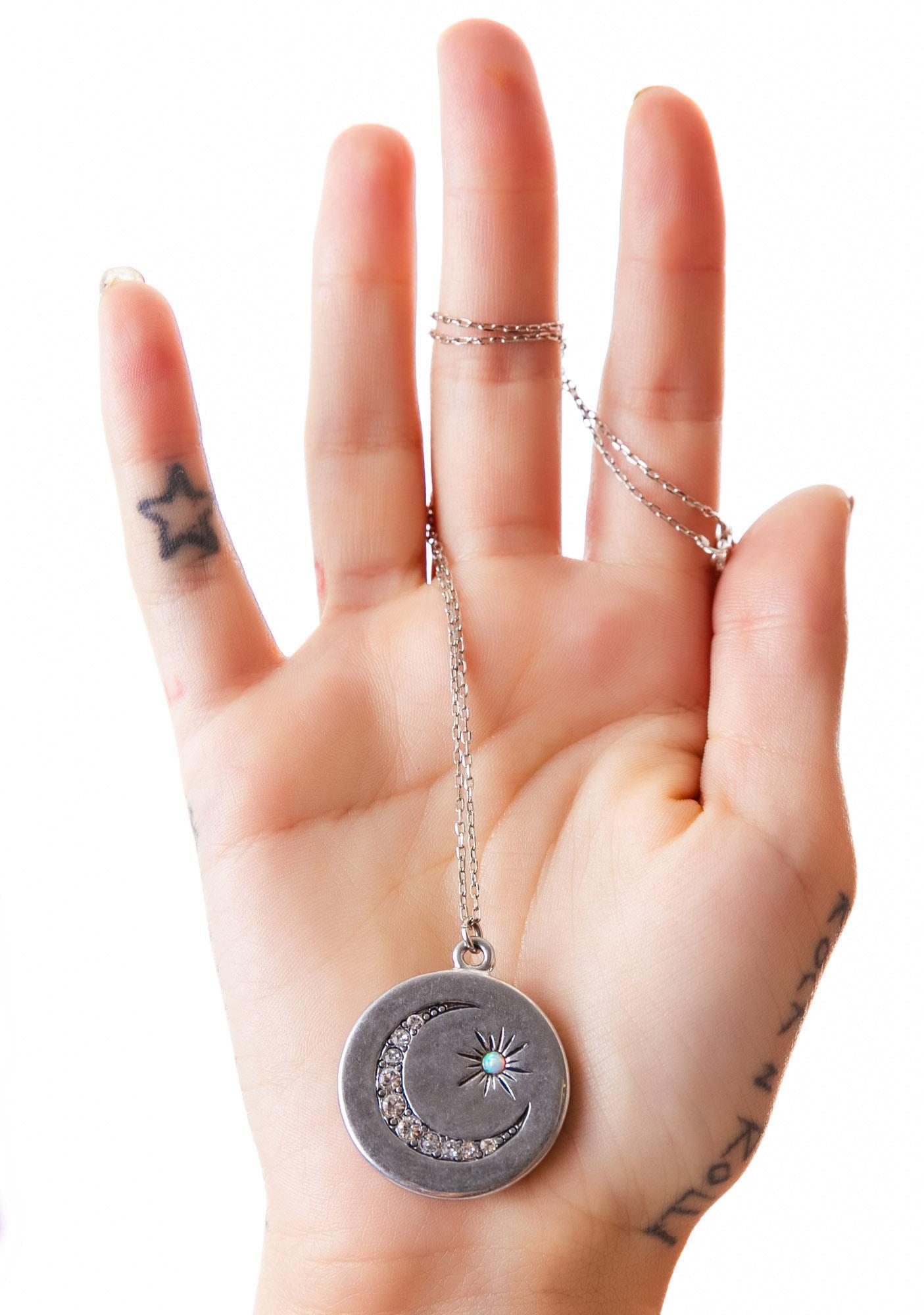 Vanessa Mooney Lillian Short Chain Necklace