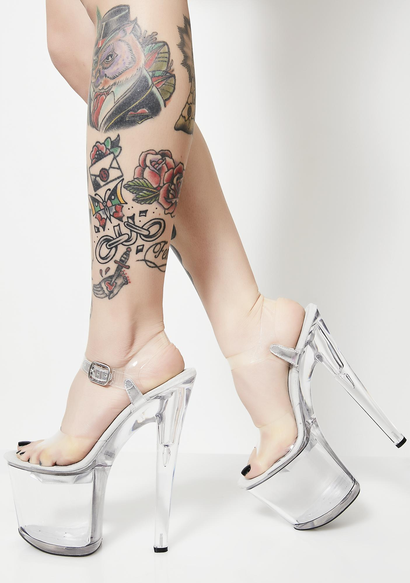 Illumanaughty Platform Heels