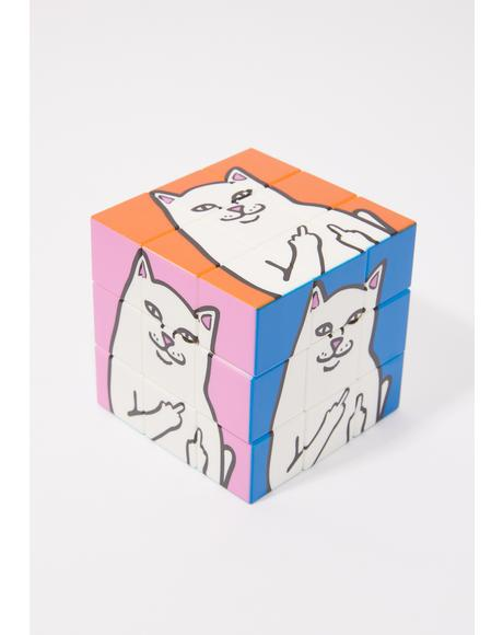 Lord Nermal Rubix Cube