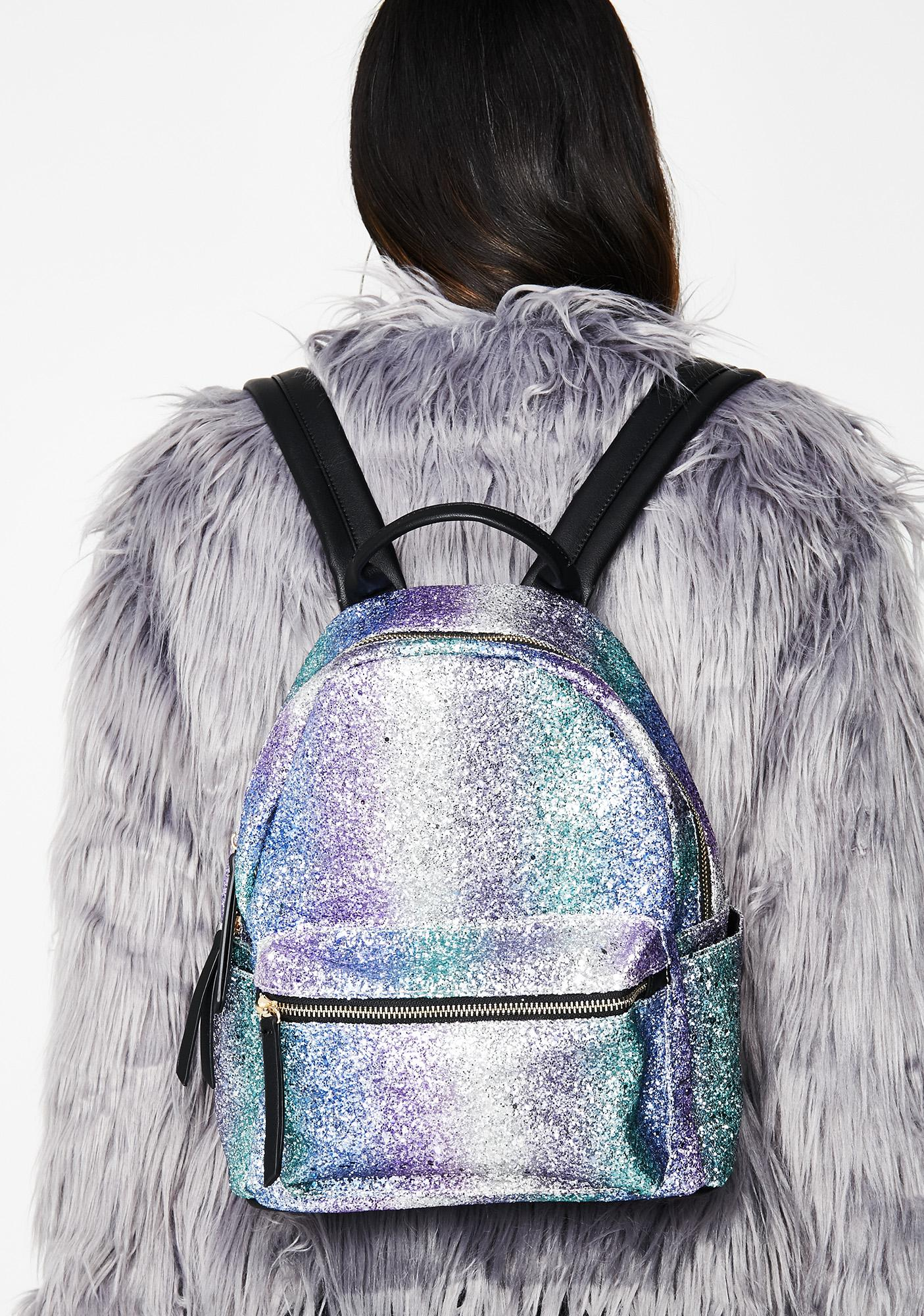 Glitter Other Worldly Backpack