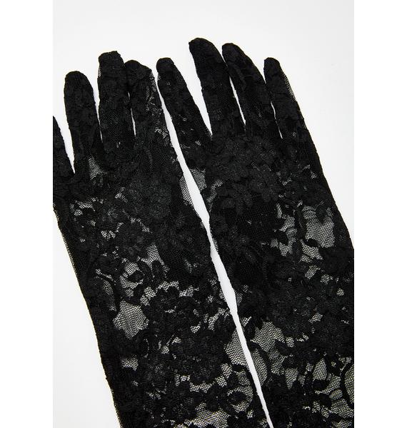 Get Yer Lace On Gloves