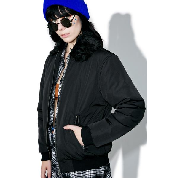 Agency Bomber Jacket