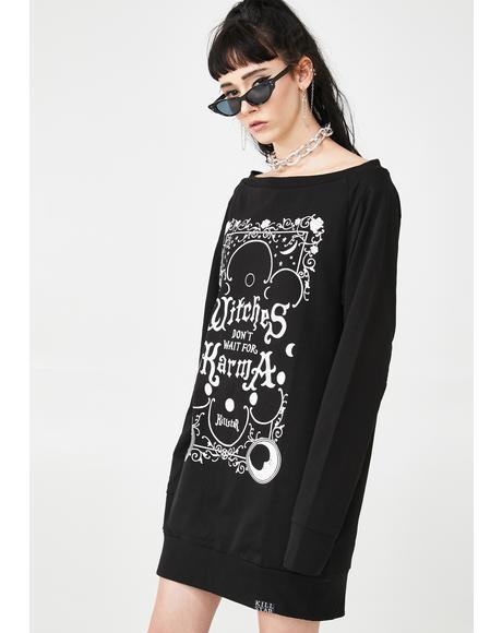 Karma Sweater Dress