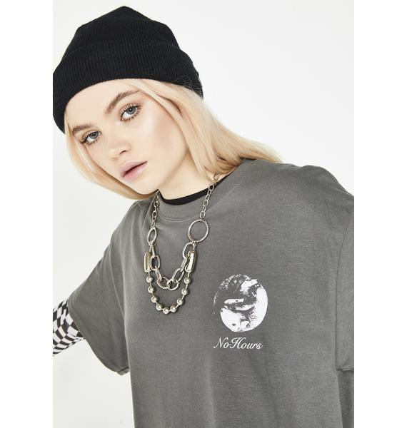 No Hours Chase Tee