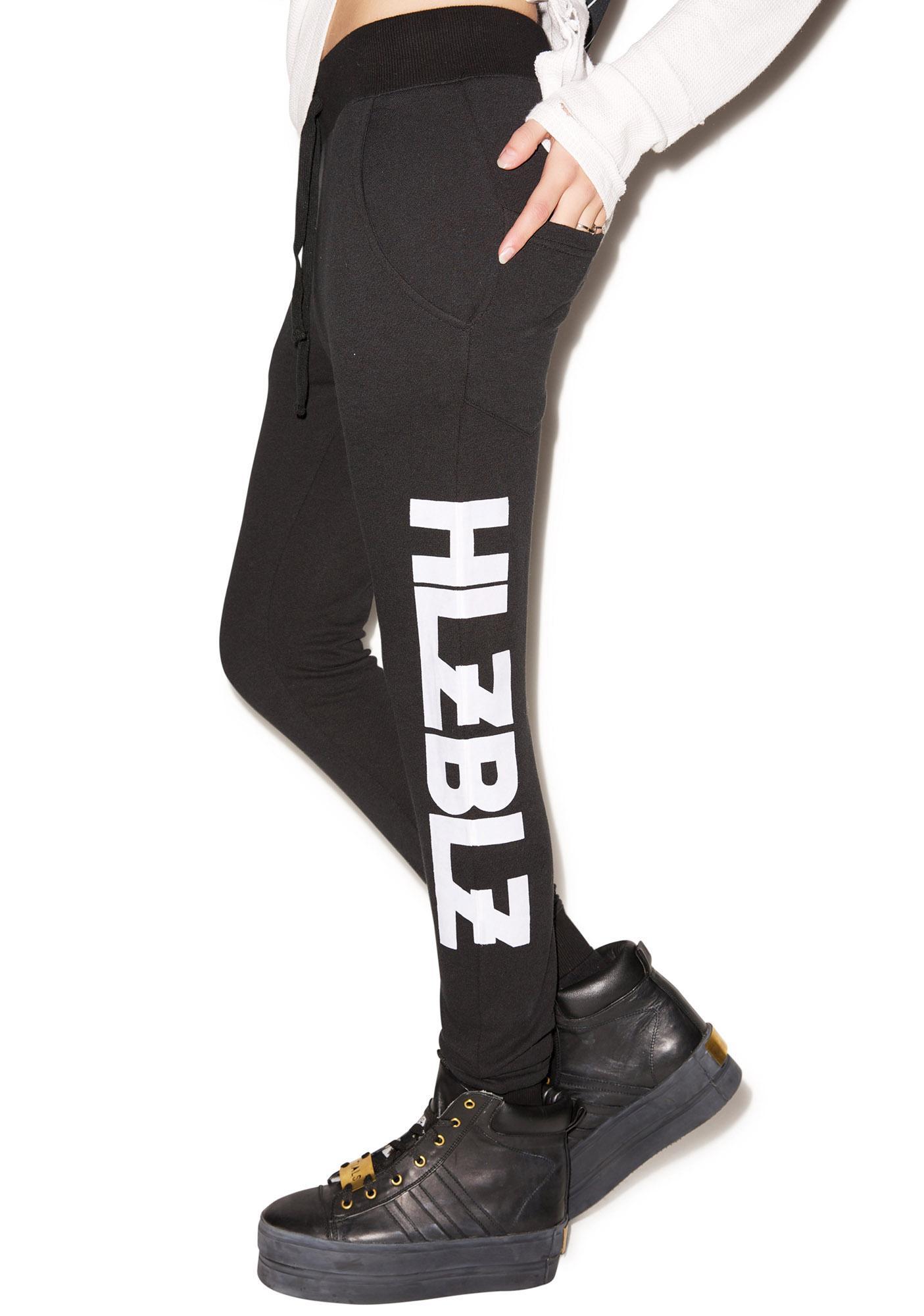 HLZBLZ Track Star Pantz
