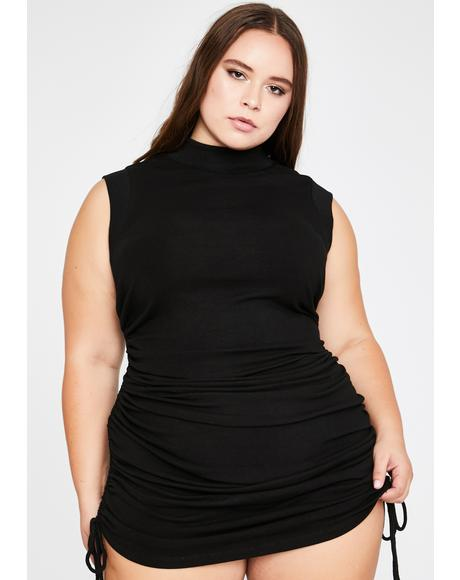 I'm Feelin' Myself Bodycon Dress