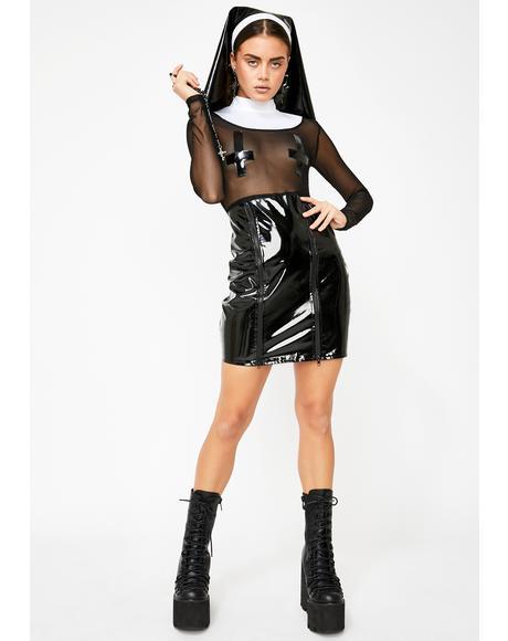 Sinful Mama Don't Preach Costume