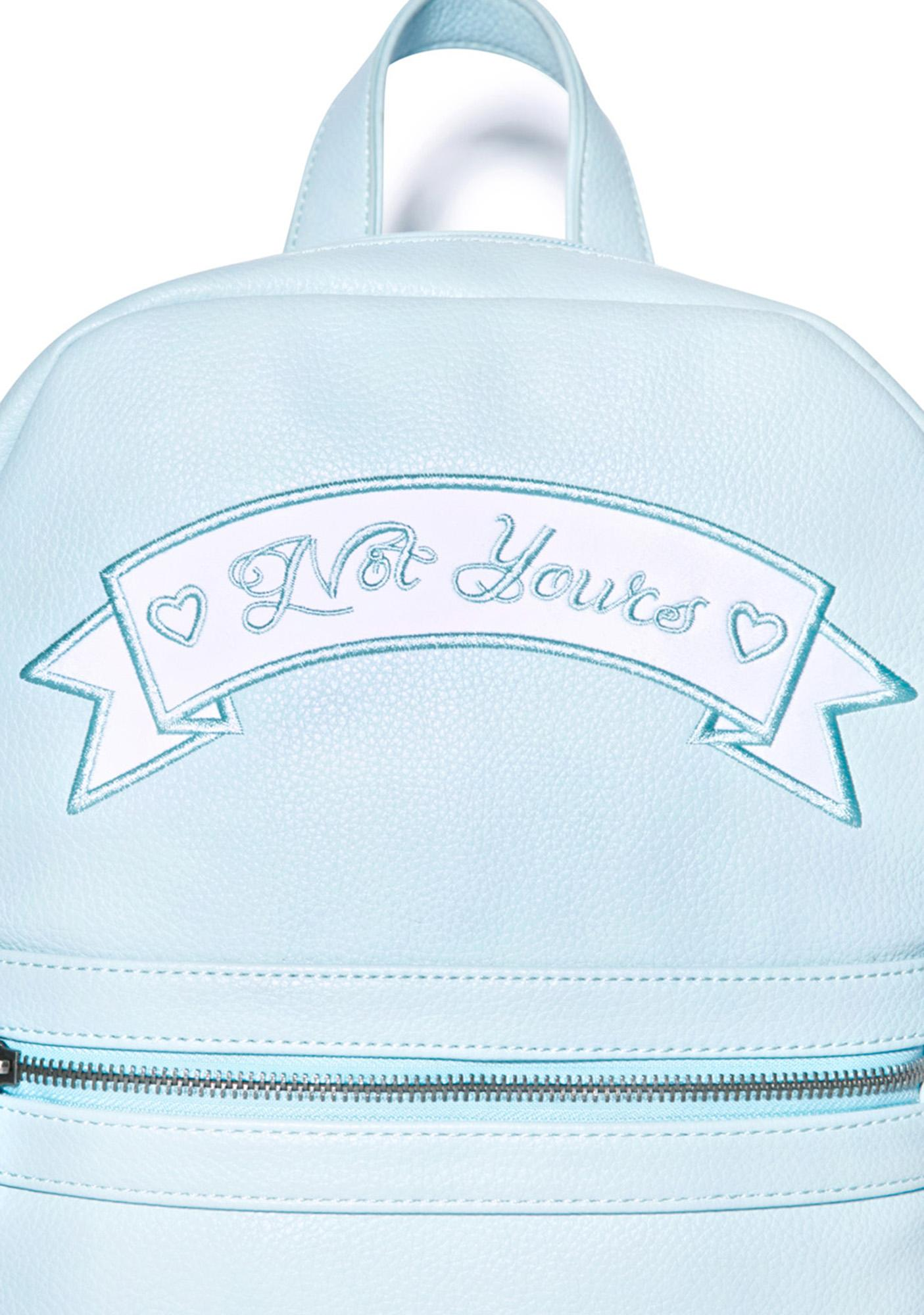 Sugar Thrillz Not Yours Mini Backpack