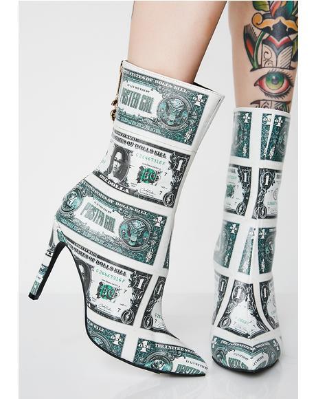Bo$$ Boots