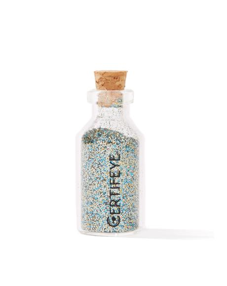 Ocean Star Mini Glitter Bottle