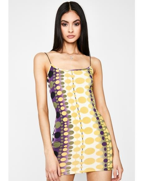Iconic Illusion Mini Dress
