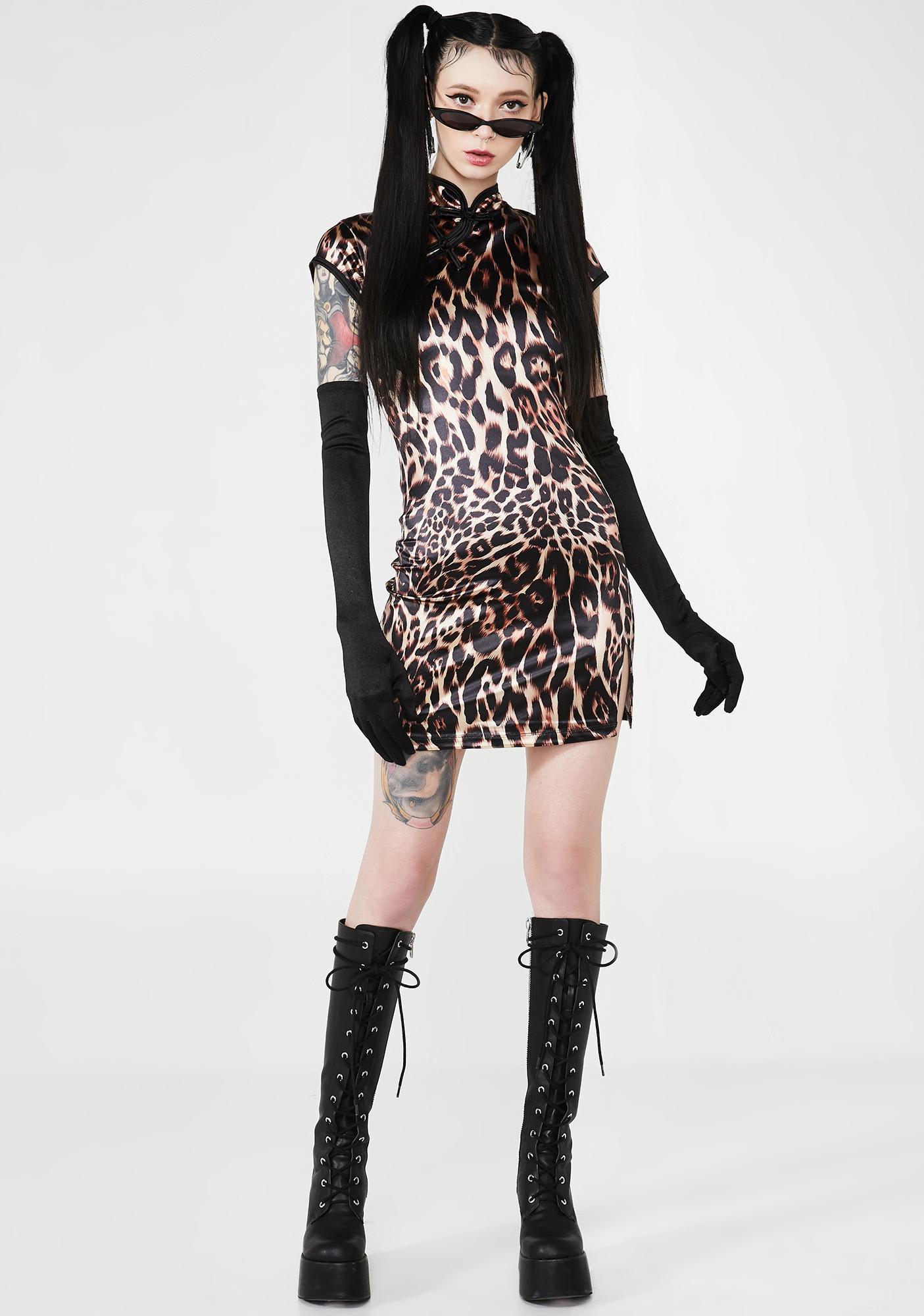 Motel Mandi Mini Dress