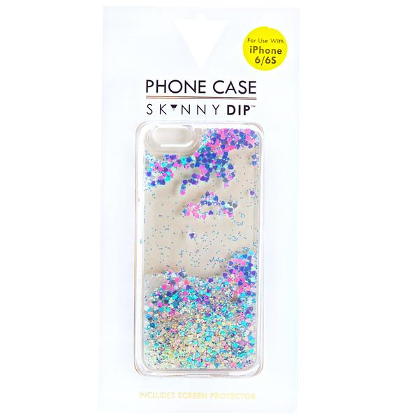 Skinnydip Iridescent Glitter iPhone 6/6+ Case