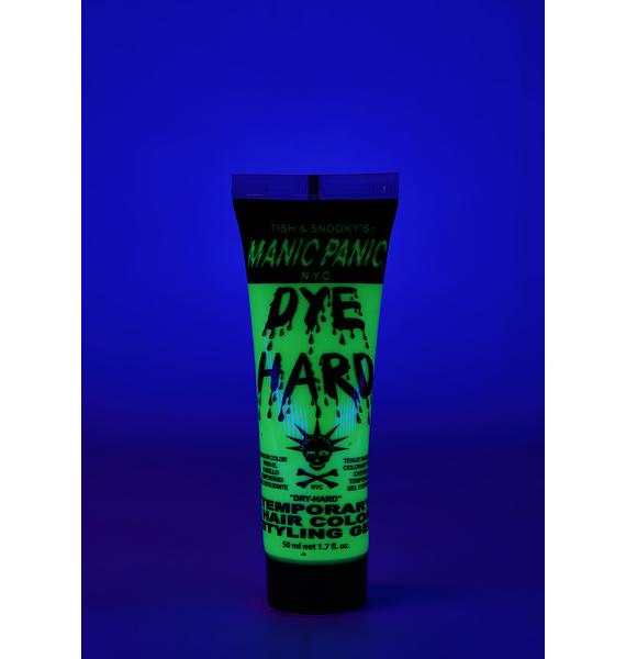 Manic Panic Electric Lizard Dye Hard Styling Gel