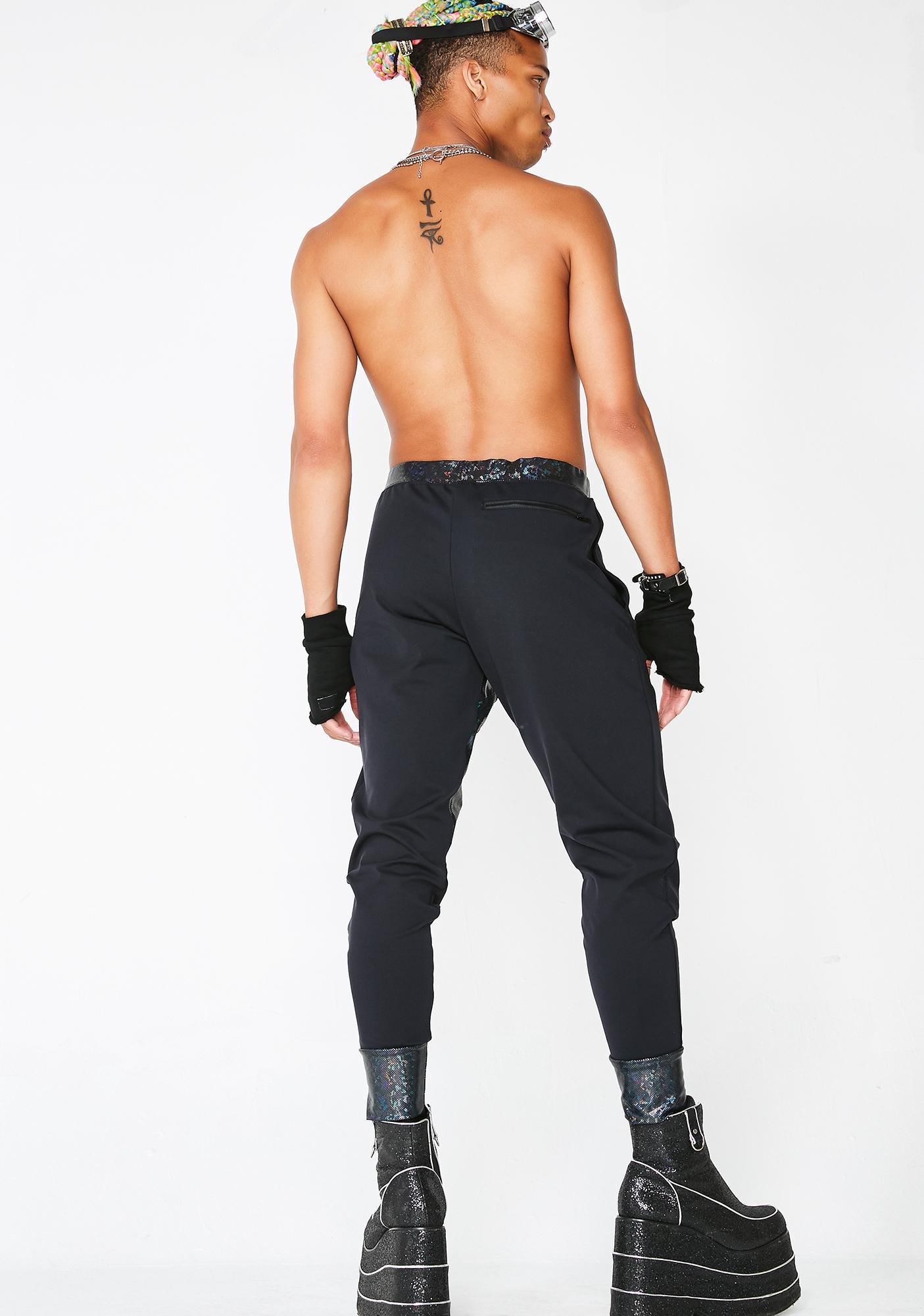 J Valentine Space Ninja Unisex Joggers