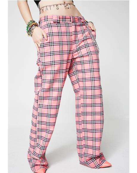 Regina Pink Pants