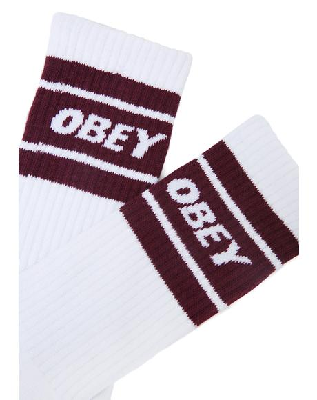Cooper II Athletic Socks
