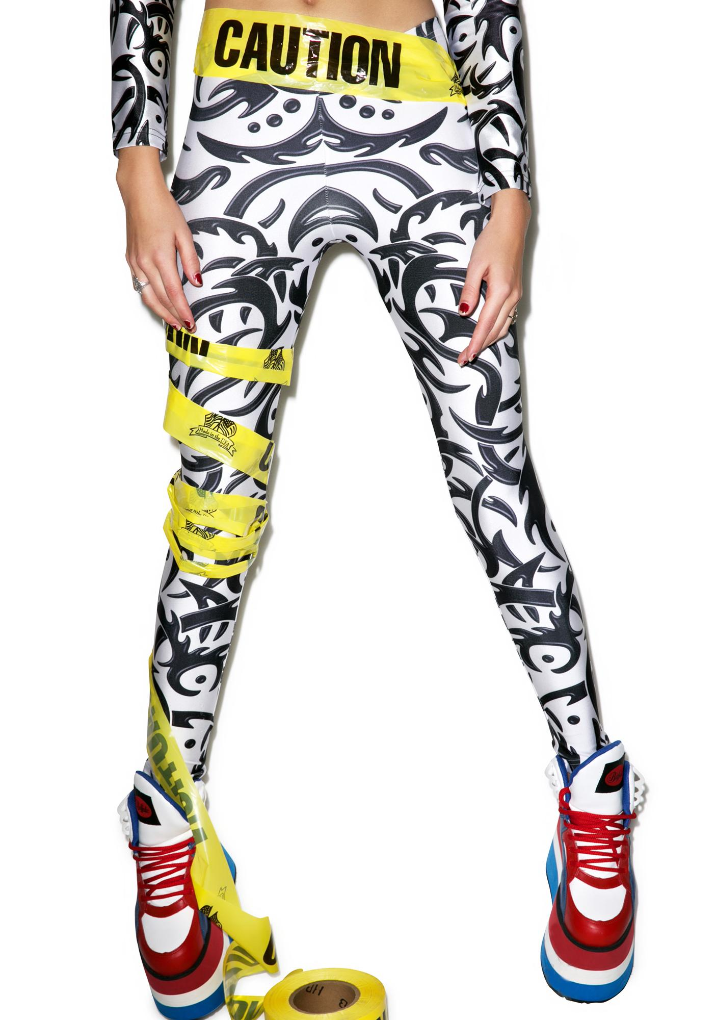 SOWET Tribal Leggings