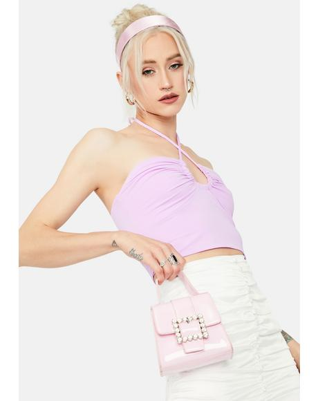 Better With You Halter Crop Top