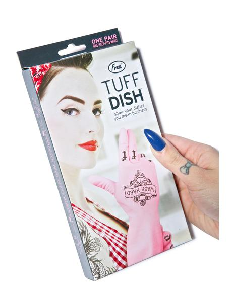 Tuff Dish Tattoo Gloves