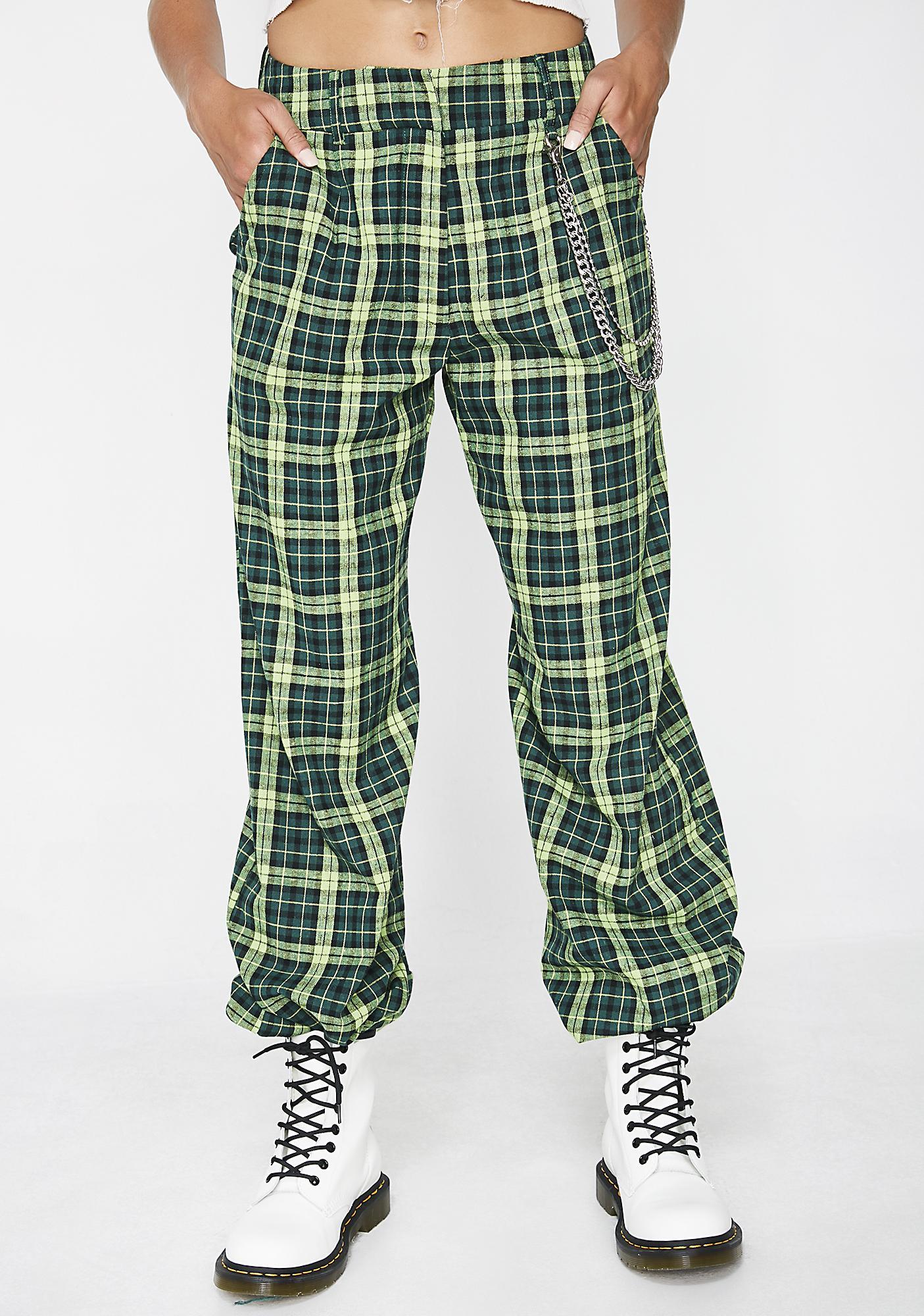 I AM GIA Slime Aria Pants
