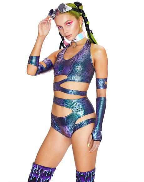Lucid Labyrinth 3-Piece Cut-Out Set