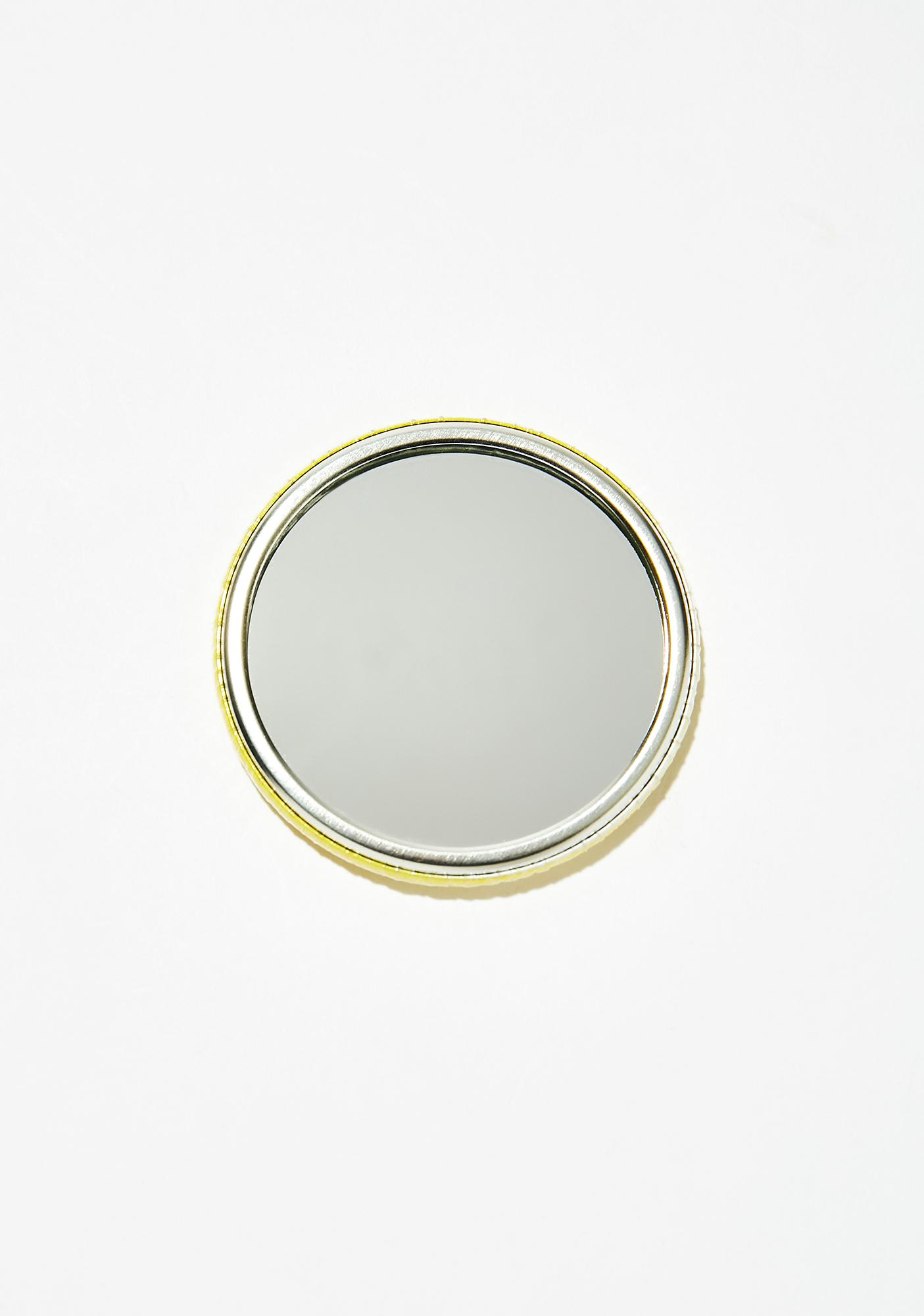 Say Cheese Compact Mirror