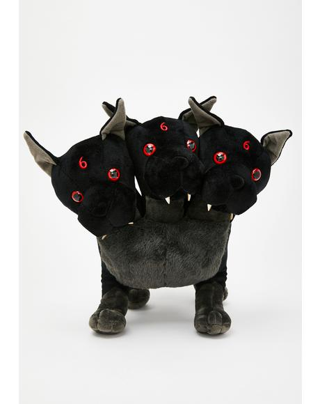 Cerberus Kreepture Plush Toy