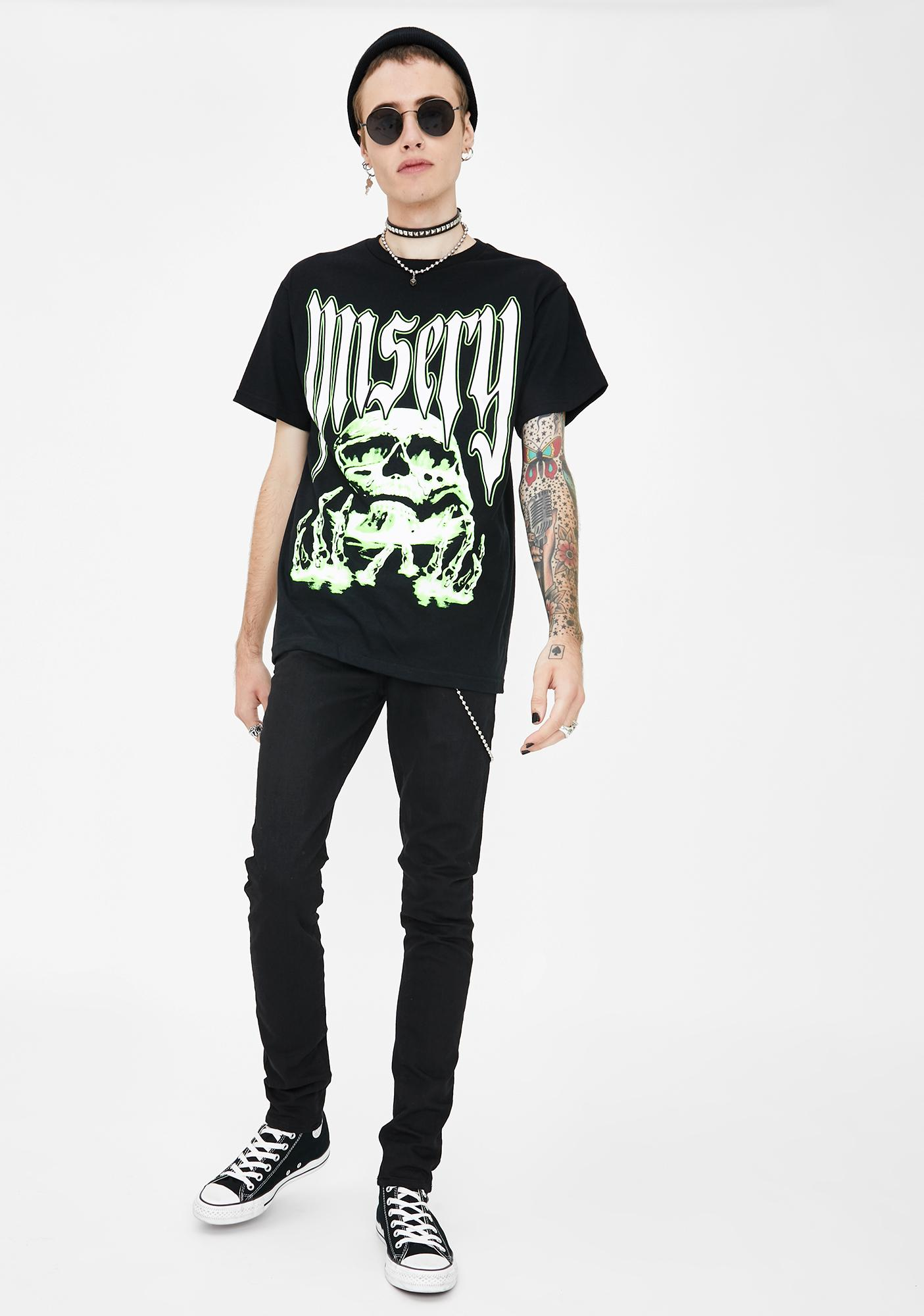Misery Worldwide Generation Graphic Tee