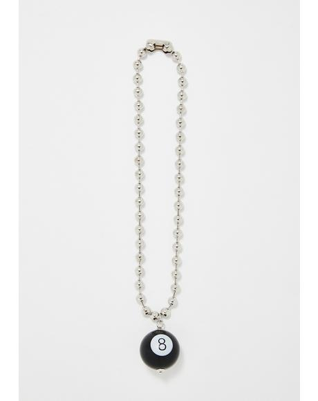 Table Play 8 Ball Choker