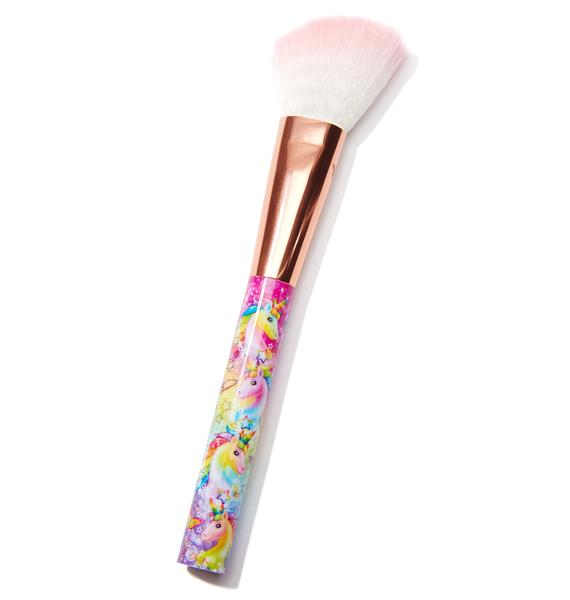 Glamour Dolls Lisa Frank Angled Blush Brush