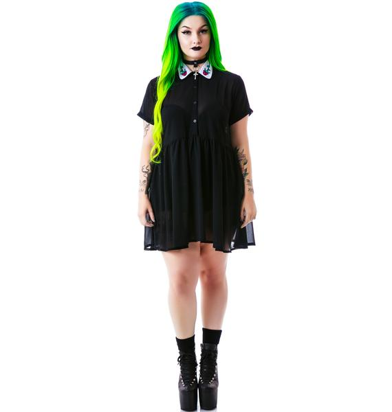 Lazy Oaf In The Roses Dress