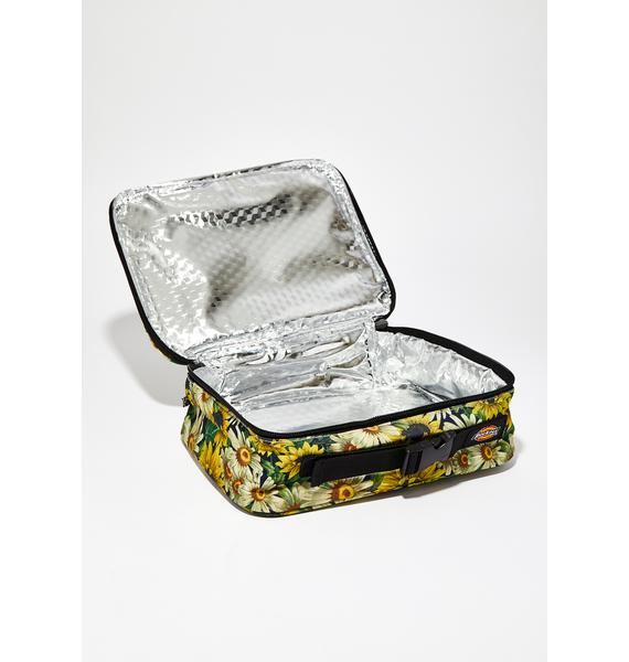Dickies Flower Power Lunch Box