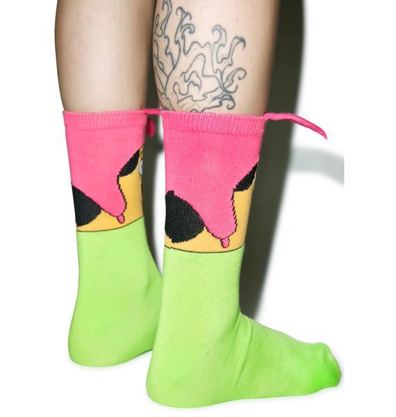 Screamin' Louise Socks