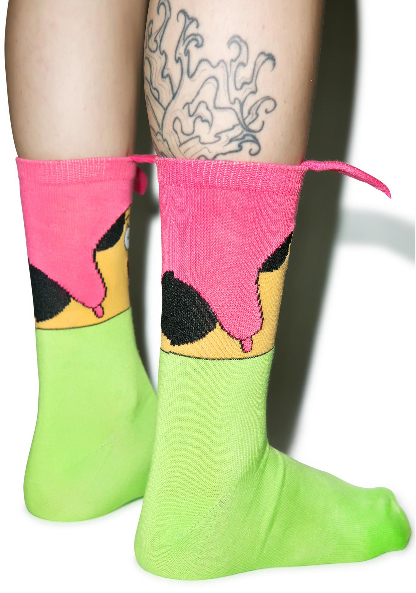 Screamin' Louise Socks