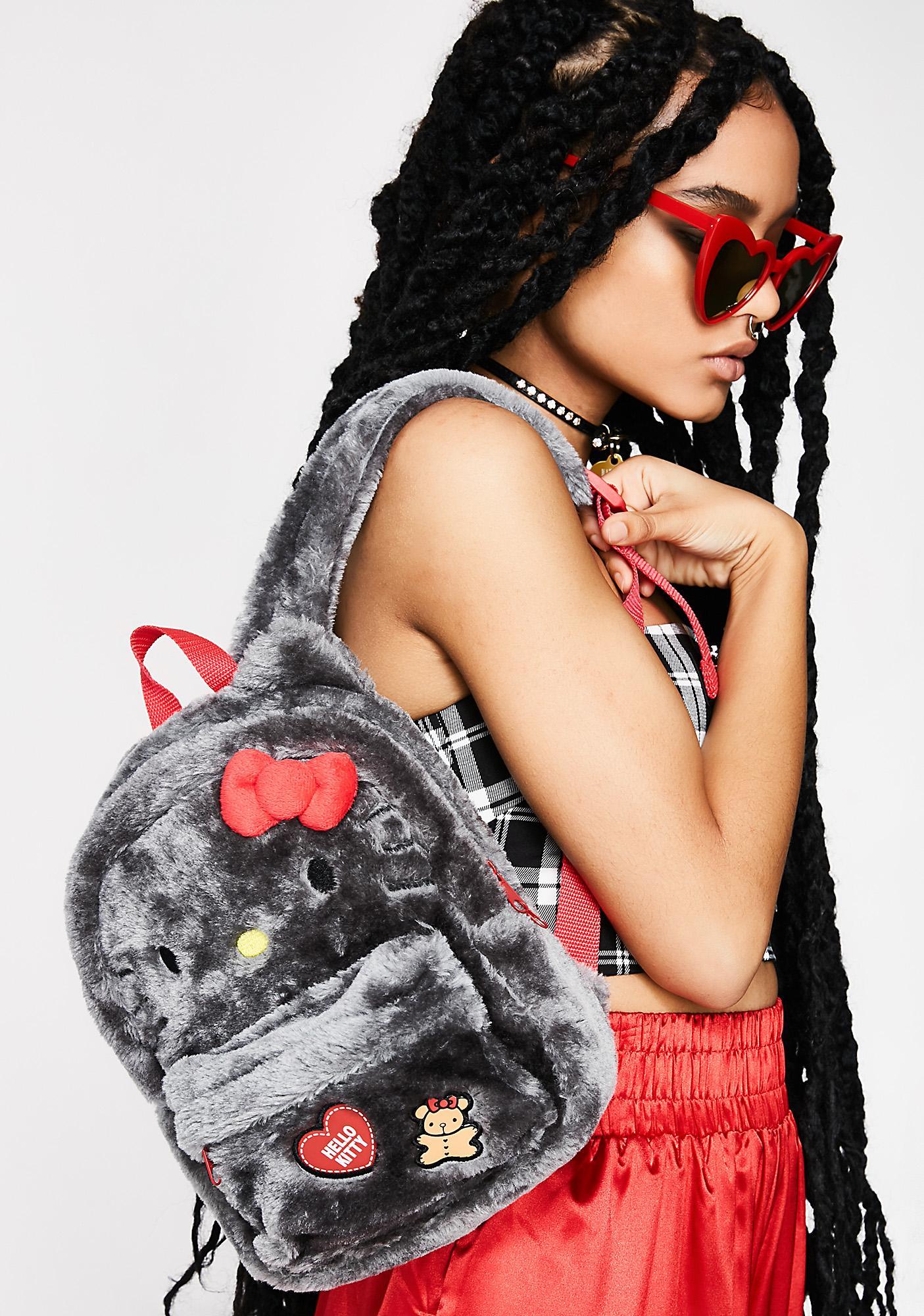 Sanrio Petit Plush Backpack